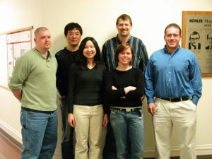 2005 summer group photo