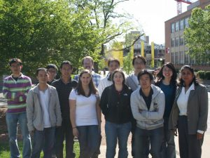 2010 spring group photo