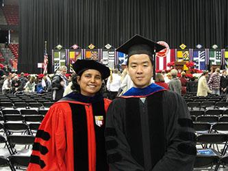 Eungnak Han with Padma
