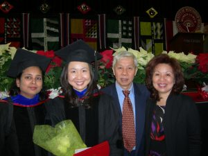Melvina Commencement